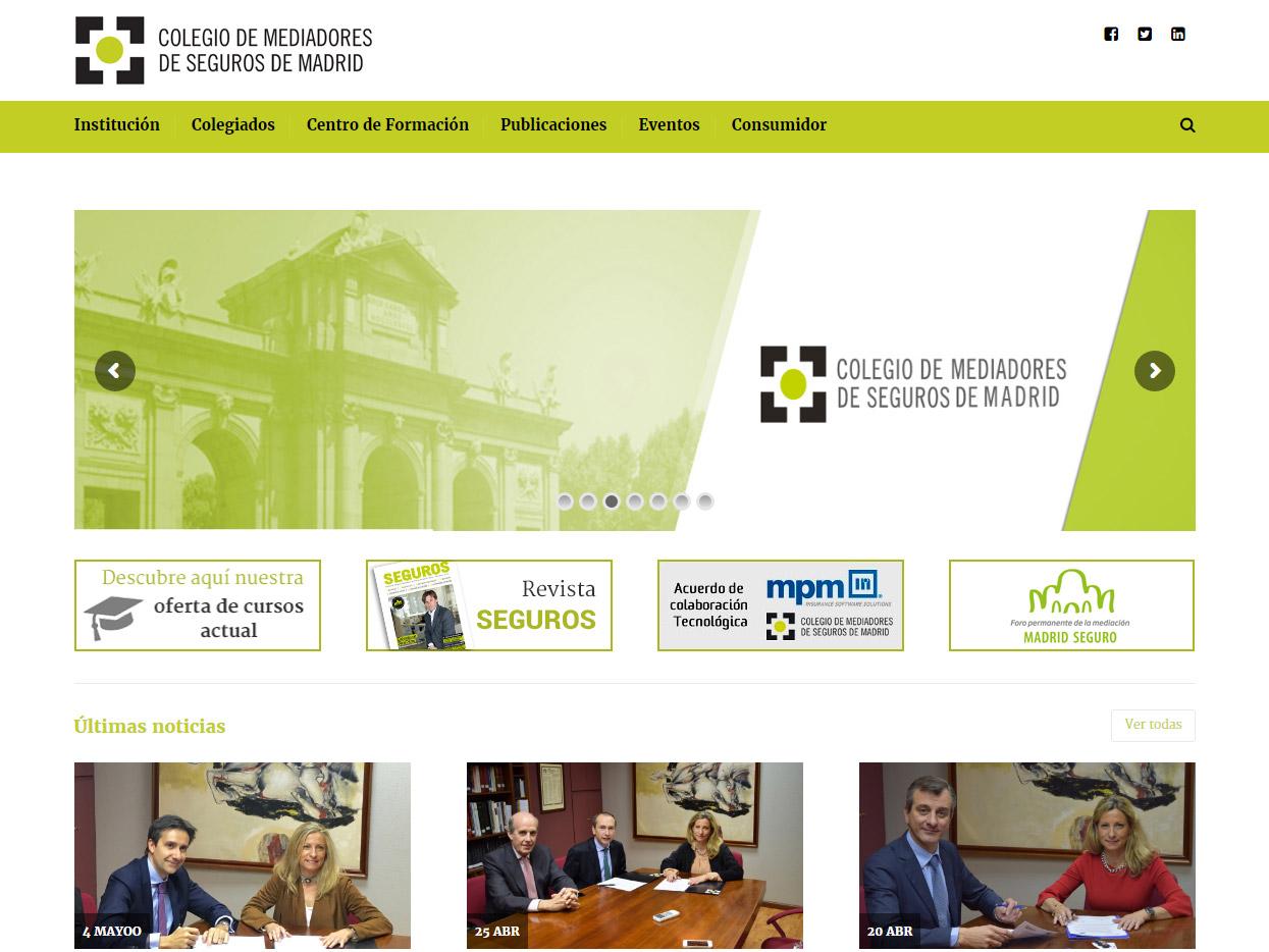 www.mediadoresdesegurosdemadrid.com