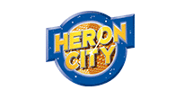 Logotipo Heron City